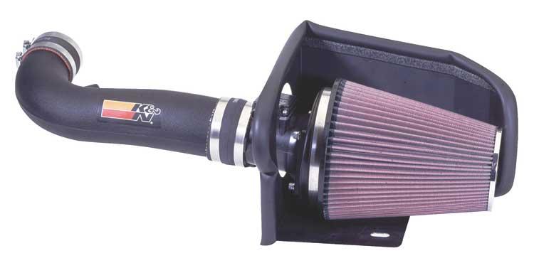 Ford F150 2004-2004 Heritage 4.2l V6 F/I  K&N Performance Intake