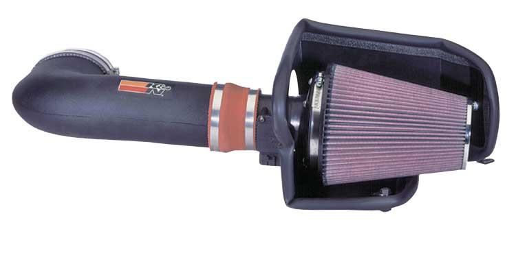 Lincoln Navigator 2000-2002  5.4l V8 F/I  K&N Performance Intake