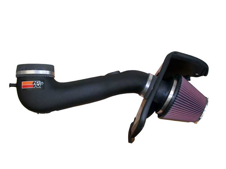 Ford Mustang 2005-2006 Gt 4.6l V8 F/I  K&N Performance Intake