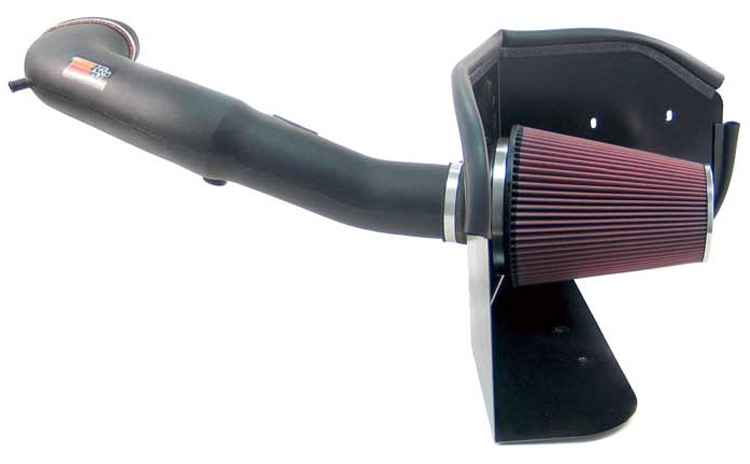 Ford Super Duty 2005-2005 F250 Harley Davidson Super Duty 6.8l V10 F/I  K&N Performance Intake