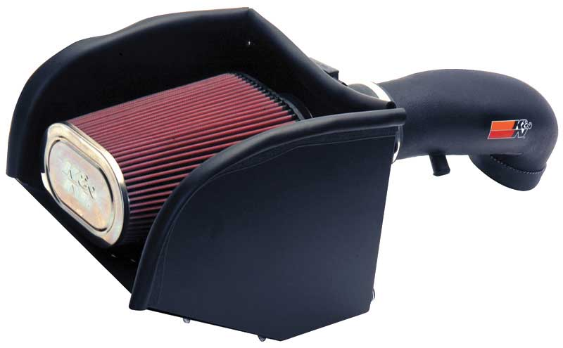 Gmc Full Size Pickup 1996-1998 K2500 5.0l V8 F/I  K&N Performance Intake