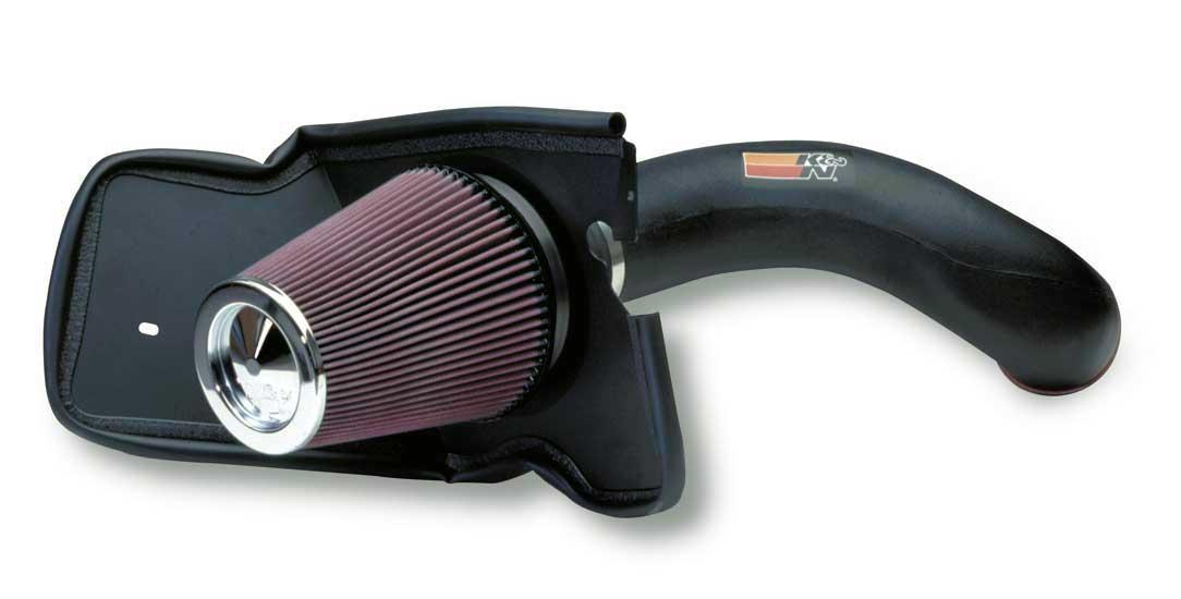 Gmc Sierra 2001-2001  6.0l V8 F/I  K&N Performance Intake