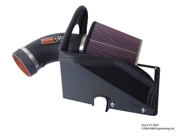 Pontiac Grand Prix 1999-2003 Grand Prix 3.8l V6 F/I  K&N Performance Intake