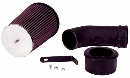 Honda Civic 1988-1991  1.6l L4 F/I  K&N Performance Intake
