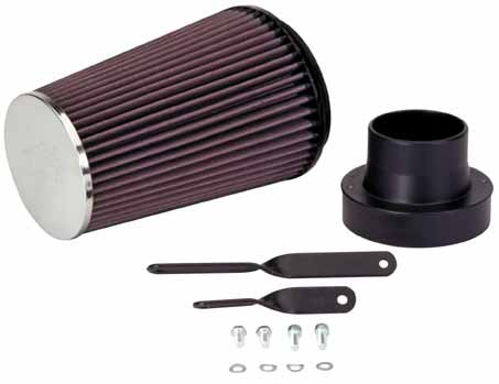 Honda Civic 1992-1993  1.6l L4 F/I  K&N Performance Intake