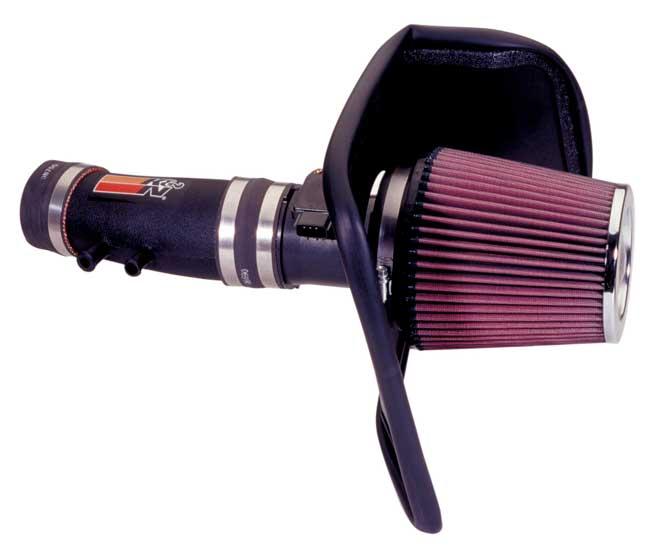 Nissan Frontier 2001-2004  3.3l V6 F/I S/C K&N Performance Intake