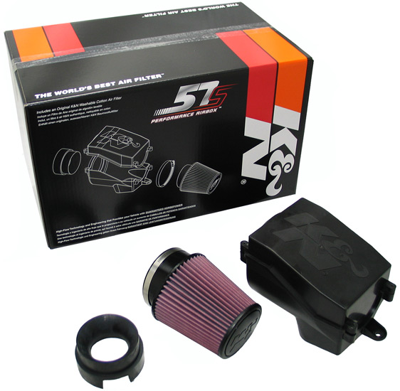 Audi A3 2003-2008  2.0l L4 F/I Exc. Turbo K&N Performance Intake