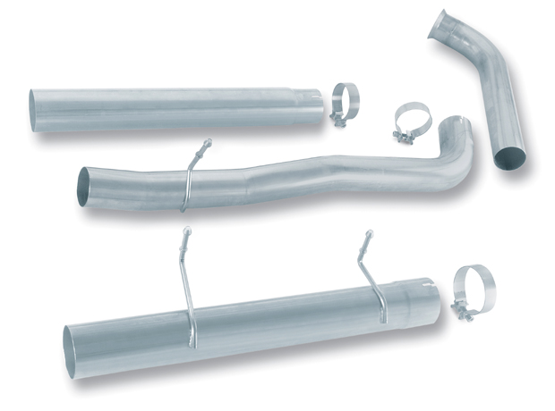 "Ford Super Duty Diesel F-250/350 1999-2002 Borla 3.5""/4"" Downpipe Only (offroad Only) -"