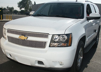 Chevrolet Tahoe 2007 Chrome Billet Grill Insert