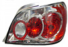 2002 Subaru WRX  Eurotec Altezza Clear Tail lights