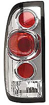 Ford F-150 97-2002  Altezza Style Clear Tail Lamps