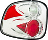 2001 Ford F-150 Flareside  Alteeza Style Clear Tail lights