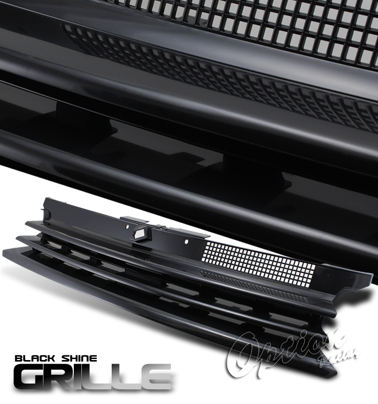 Volkswagen Golf 1999-2005  Performance Style Black Front Grill