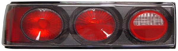 Ford Mustang 87-93 Altezza Style Carbon Fiber lights