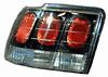 Ford Mustang 99-2003 APC Altezza Style Carbon Fiber Tail lights