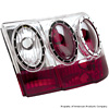 Ford Mustang 99-2003 Eurotec Altezza Style Clear Tail lights