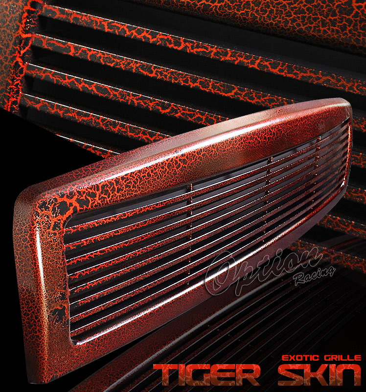 Dodge Ram 1994-2001  Tiger Style S06 Style Front Grill