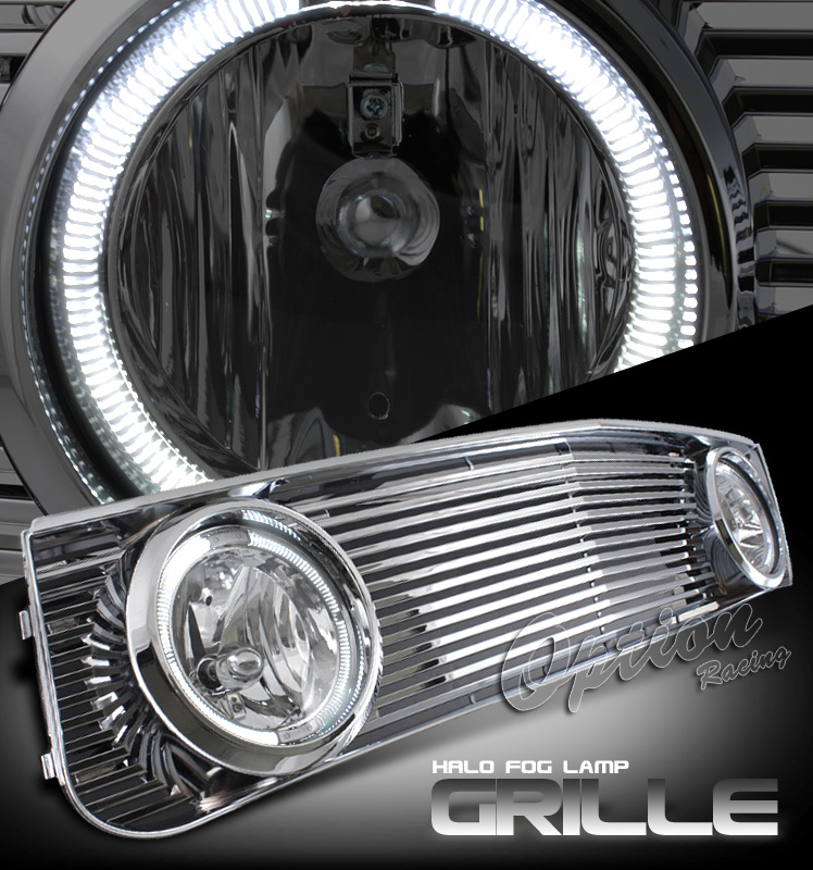 Ford Mustang 2005-2008  Billet Chrome Front Grill