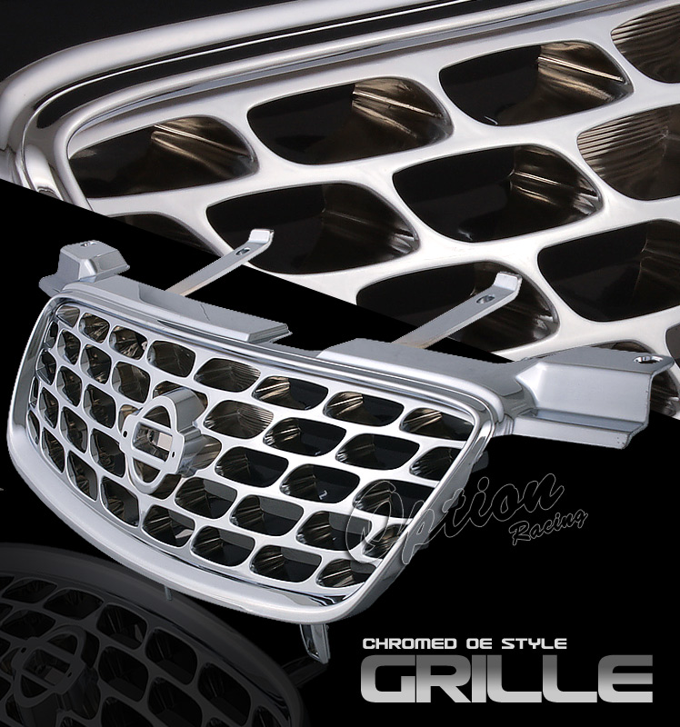 Nissan Sentra 2000-2003  Factory Style Chrome Front Grill