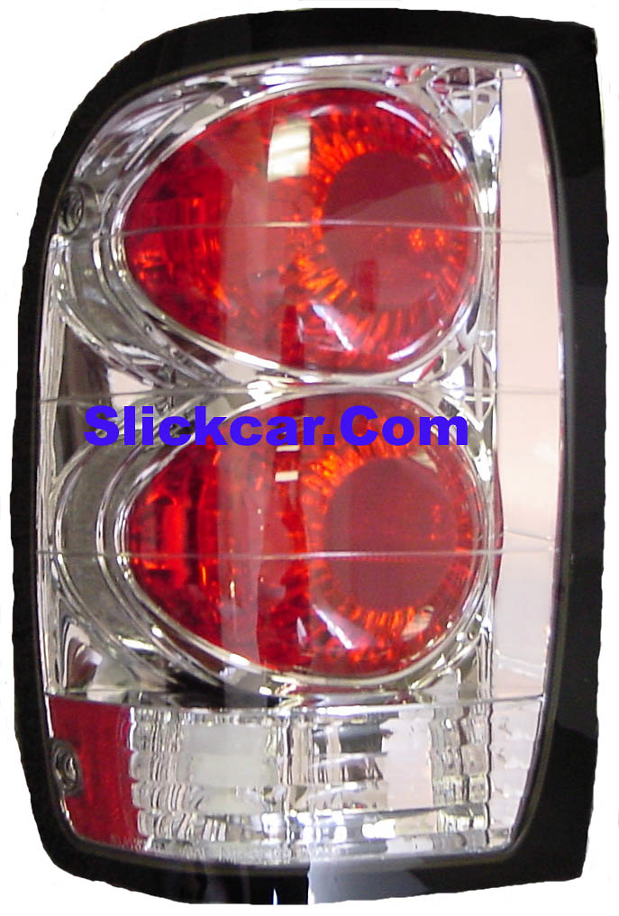 Ford Ranger 93-00 Altezza Style Clear Tail lights