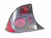 Ford Focus 2000-03 4 Dr Carbon Fiber Altezza Style Clear Tail Lights