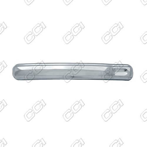 Gmc Sierra  1999-2006 4 Door,  Chrome Door Handle Covers -  w/o Passenger Keyhole Levers Only
