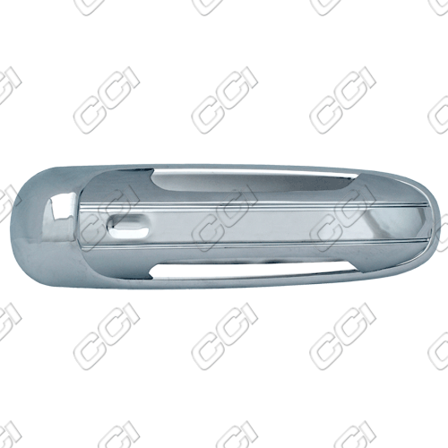 Dodge Dakota  2005-2008 2 Door,  Chrome Door Handle Covers -  w/o Passenger Keyhole