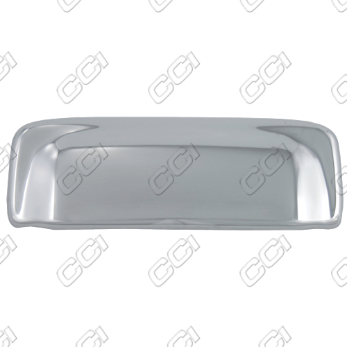 Mazda B-Series  2003-2010 2 Door,  Chrome Door Handle Covers -  w/o Passenger Keyhole