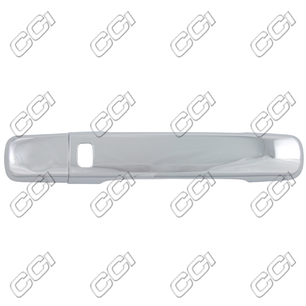 Nissan Altima  2007-2012 2 Door,  Chrome Door Handle Covers -  w/o Passenger Keyhole  w/ Smart Key