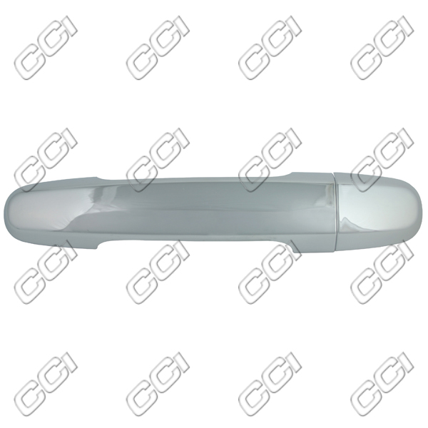 Toyota Prius  2004-2009 4 Door,  Chrome Door Handle Covers -  w/o Passenger Keyhole  w/ Smart Key