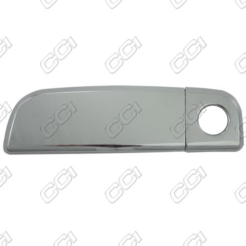 Kia Soul  2010-2010 4 Door,  Chrome Door Handle Covers -  w/o Passenger Keyhole