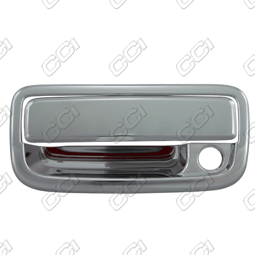 Toyota Tacoma  1995-2004 2 Door, Chrome Door Handle Covers w/ Passenger Keyhole