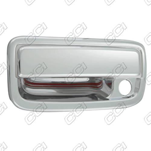 Toyota Tacoma  1995-2004 4 Door, Chrome Door Handle Covers w/ Passenger Keyhole