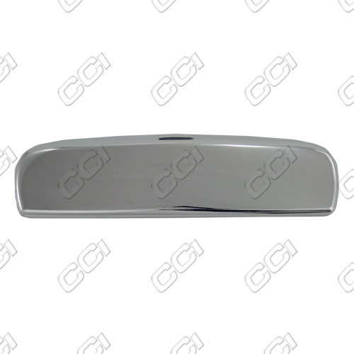 Dodge Challenger  2011-2013 2 Door,  Chrome Door Handle Covers -  w/o Passenger Keyhole w/ Smart Key