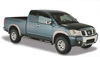 Nissan Titan without Bedside Lockbox 2004-2006 Bushwacker Fender Flares