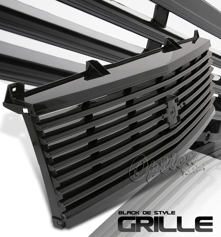 Chevrolet Astro 1985-1994  Factory Style - Black Grille Front Grill
