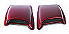 Chevrolet Trailblazer 1999-2001  Medium Hood Scoop