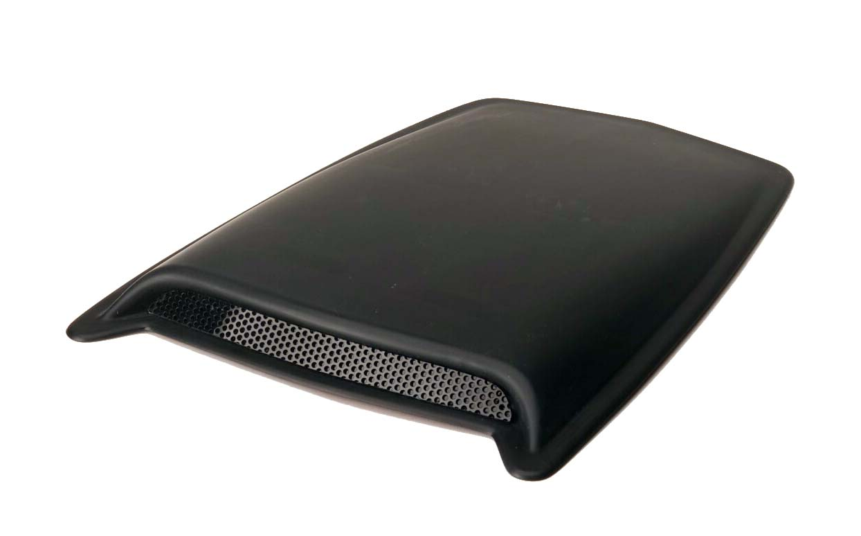 Chevrolet Silverado 2007-2010  Large Single Hood Scoop