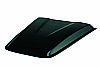 2009 Chevrolet Silverado   Truck Cowl Induction Hood Scoop