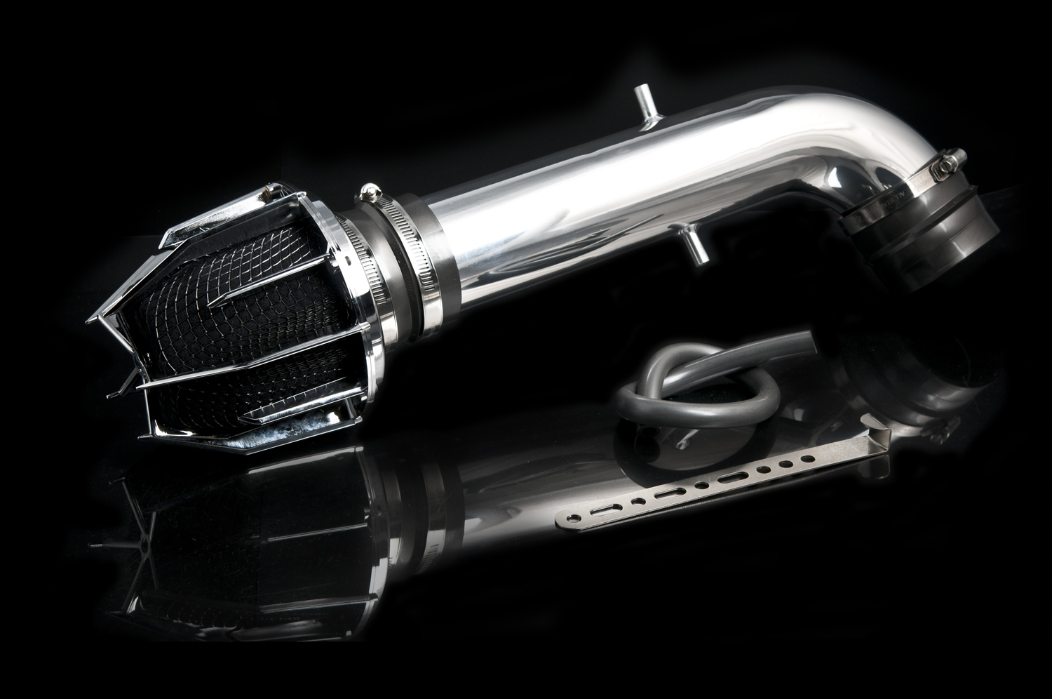 Acura TL L WeaponR Dragon Air Intake By WeaponR - Acura tl cold air intake