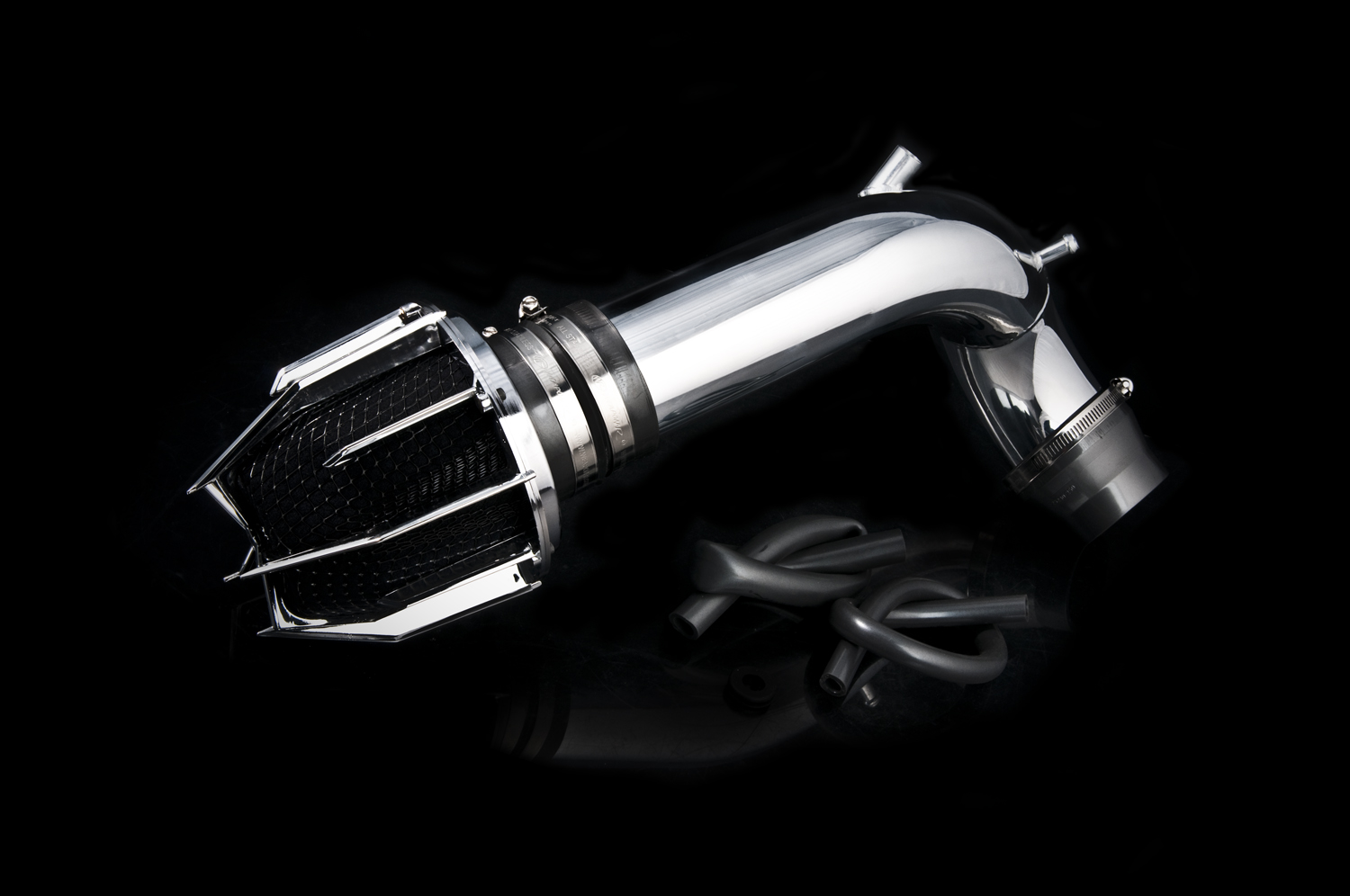 Acura  TSX 4cyl 2004-2007 Weapon-R Dragon Air Intake