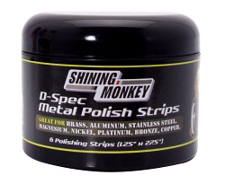 Shining Monkey D-Spec Metal Polishing Strips