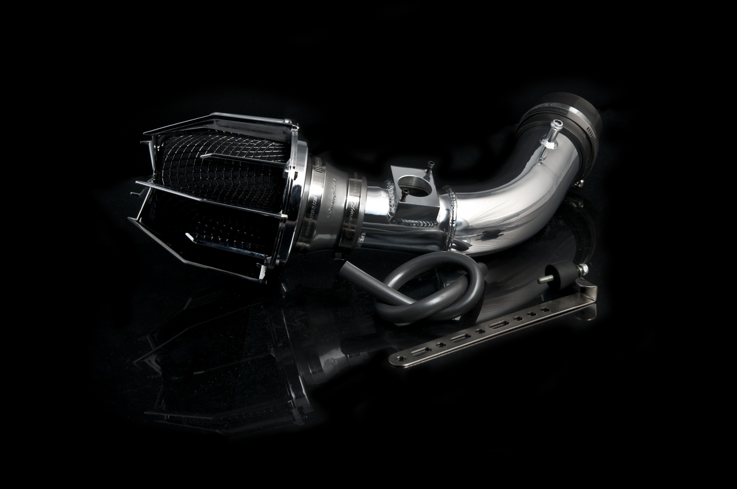 Mitsubishi Outlander / Lancer  4cyl Mivec Only 2.4l 2004-2006 Weapon-R Dragon Air Intake