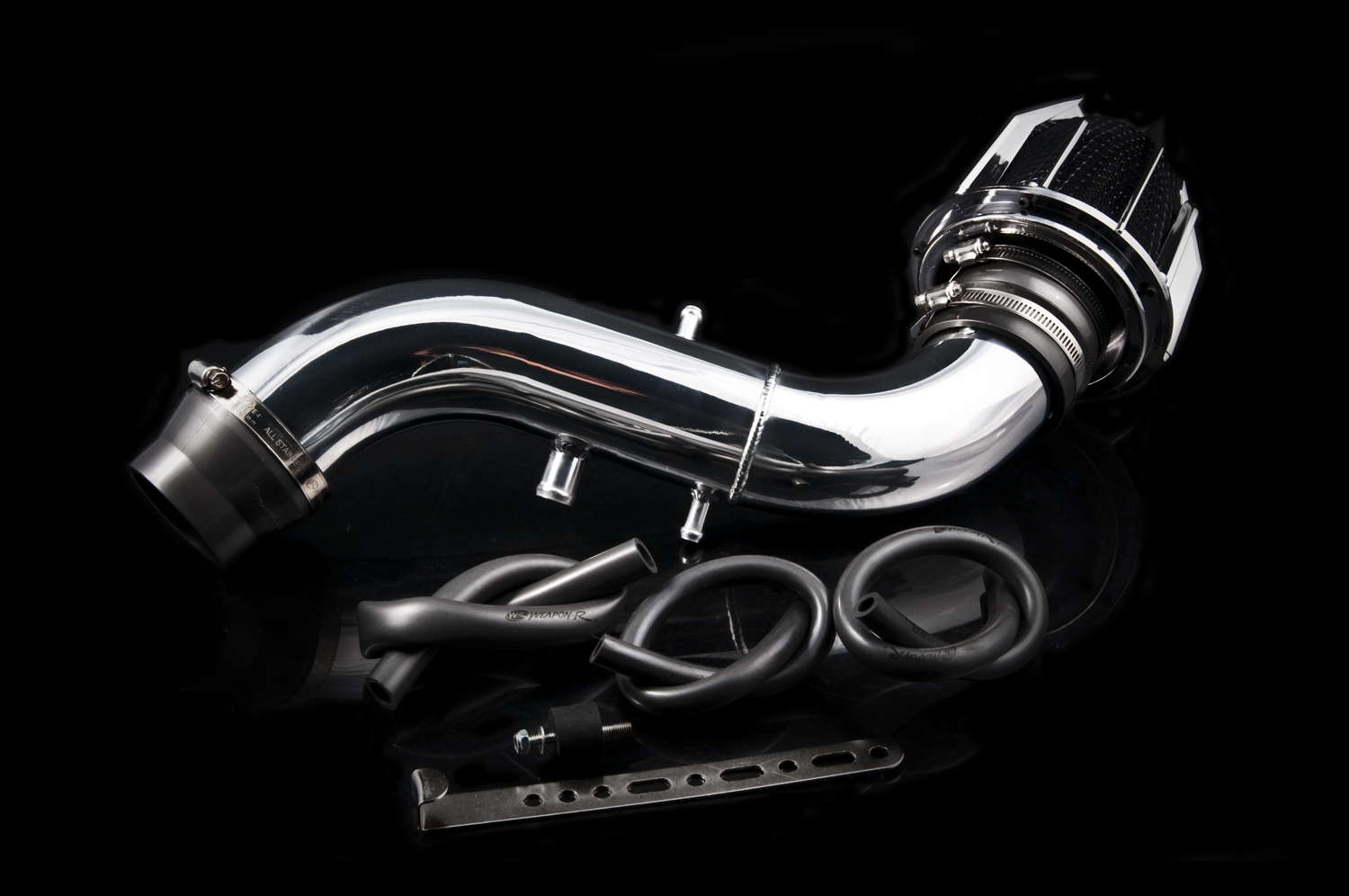 Toyota Solara / Camry 4cyl 1998-2001 Weapon-R Dragon Air Intake