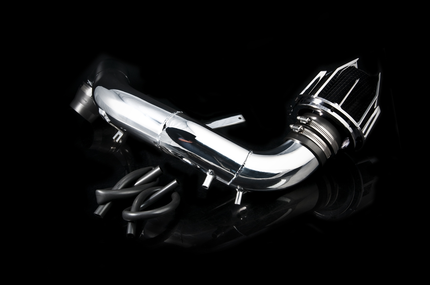 Dodge  SRT-4  ( No Shield ) Turbo 2003-2005 Weapon-R Dragon Air Intake
