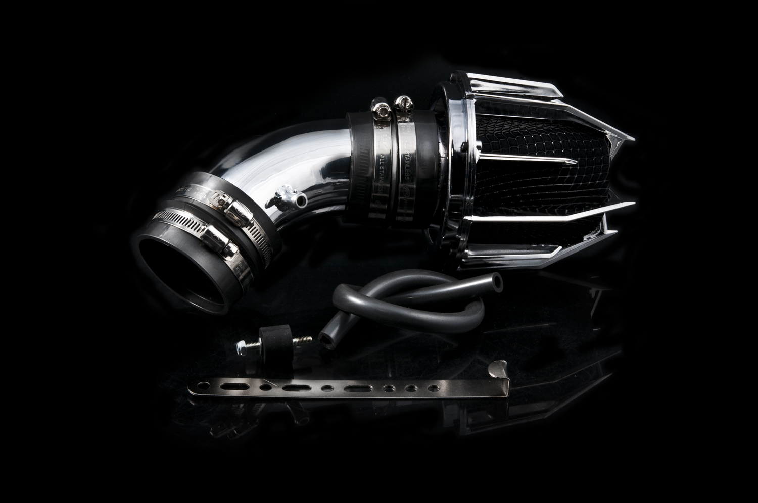 Chevrolet Beretta 3.1l 1990-1996 Weapon-R Dragon Air Intake