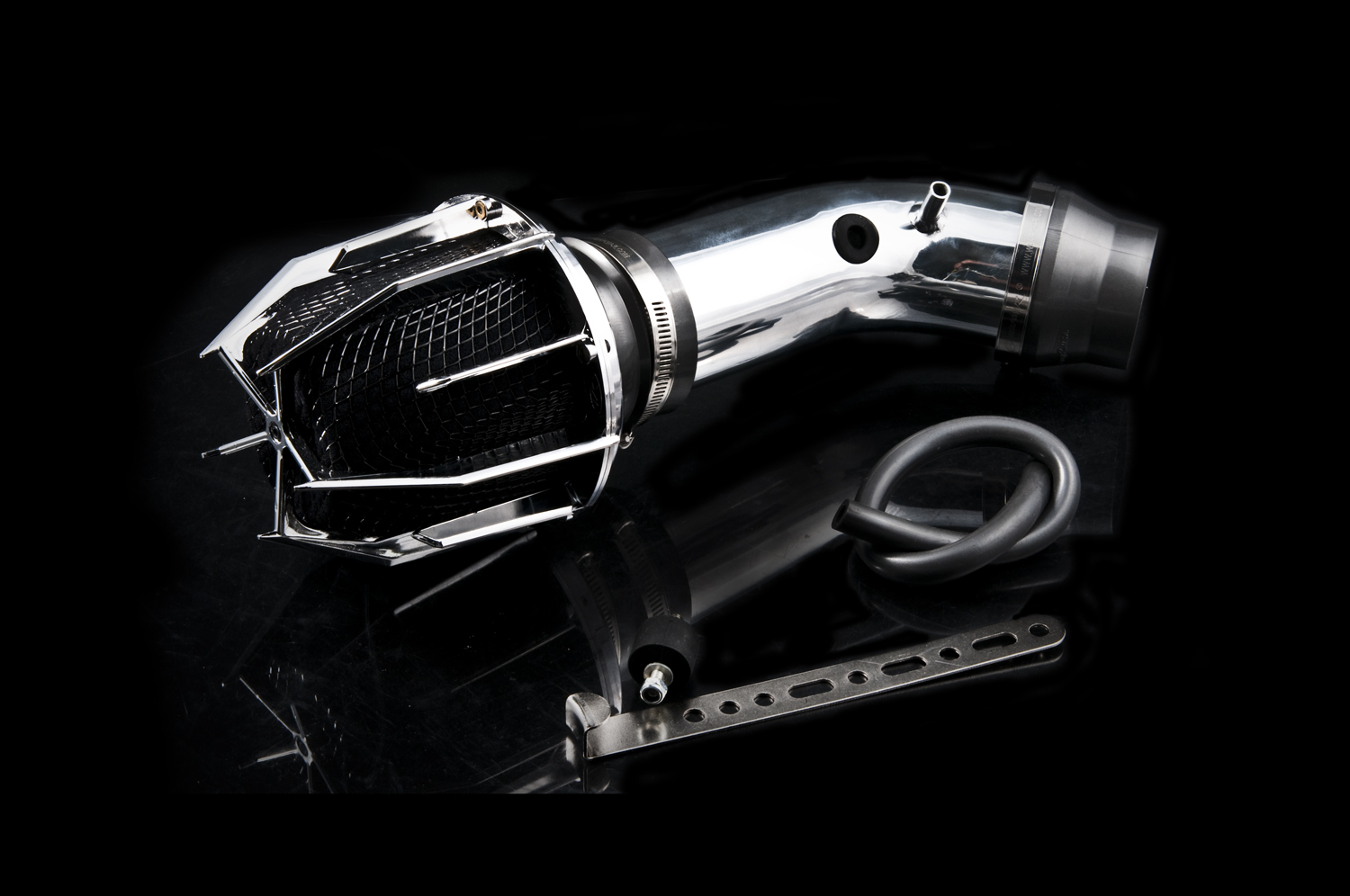 Chevrolet Aveo 2004-2005 Weapon-R Dragon Air Intake
