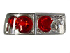 Honda Accord 92-93 Clear Altezza Tail Lamps