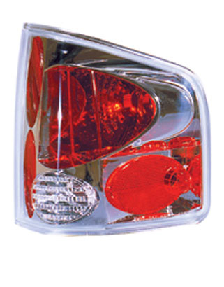 Chevrolet S-10/GMC Sonoma 94-05 Clear Tail Lights