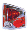 2001 Chevrolet S-10/GMC Sonoma  Clear Tail Lights